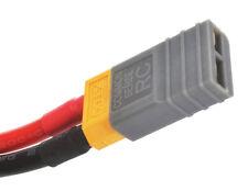 Common Sense CSA-TFXM RC Gray Adapter for XT60 batteries to Traxxas TRX Vehicles