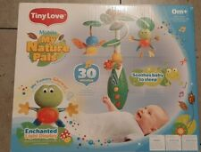"TINY LOVE "" MY NATURE PALS"" MUSICAL COT MOBILE 0M+"