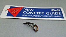 New listing Fuji Sic Hlgt Gold Cermet Fishing Rod Repair Tip Top 7-1.8mm