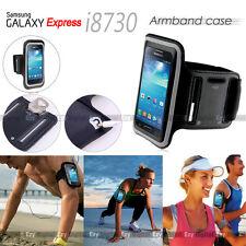 BLACK Running GYM Armband Case For Samsung Galaxy Express i8730