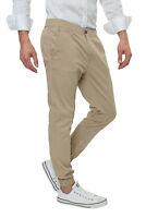 Selected Herren Chino-Hose Lawn White Pepper Slim Pants Herrenhose Hose SALE %
