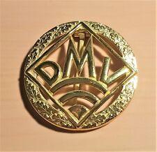 DMV SPILLA D'ORO - MISURE 49mm VECCHIO + ORIGINALE