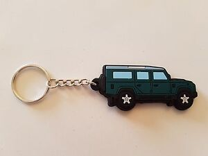 Landrover 110 Key Anello County Hardtop Green