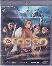 Eragon Dvd SigillatoBlu Ray Disc