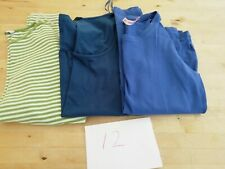Ladies Long Sleeved Tops x3 Size 12