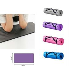 15MM Thick Yoga Mat Non-slip Durable Exercise Fitness Gym Lose Weight Pads Tc