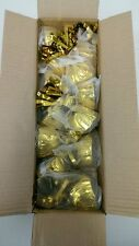 FOIL BALLOON WEIGHT 160 GRAMS - GOLD - (BOX OF 12)