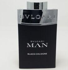 BVLGARI MAN BLACK COLOGNE By Bvlgari EDT 3.3 / 3.4 oz New Tester