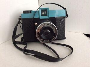 Diana +,120 Film Camera ( Lomography ).