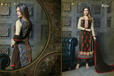 Indian Designer nice esha Semi Stitches Straight Cut Salwar Suit 315