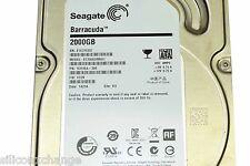 """PERFECT! SEAGATE 1CH164-306 CC29 ST2000DM001 2TB SATA III 3.5"""" HARD DISK DRIVE"""