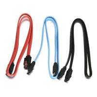 SATA 3.0 Cable SATA3 III 6GB/s Date Cable 50cm 1pcs for HDD Hard Drive YK
