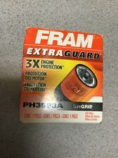 FRAM Extra Guard PH3593A - OIL FILTERS