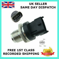 NEW FUEL RAIL PRESSURE SENSOR FOR NISSAN PRIMASTAR X83 1.9D 2001-06 1663800Q0D