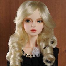"Dollmore  1/3BJD OOAK Supplier SD wig  (8-9)""  Lady RB Wig (Blond)"