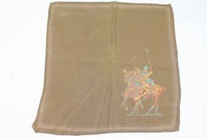 ENRICO COVERI silk pocket handkerchief made in Italy