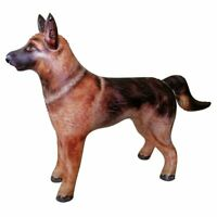 inflatable German Shepherd 41 inch Long
