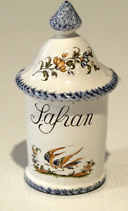French Safran Canister