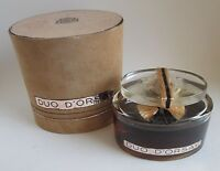 Duo D'Orsay 1928 Vintage Sealed Pure Perfume Numbered Crystal 2 oz in Box RARE