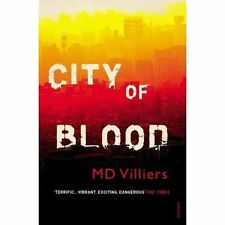 City of Blood,Villiers, MD,New Book mon0000092741