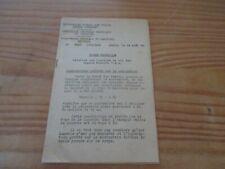 1948 fiche technique relative aux lunettes de tir des engins blindés USA