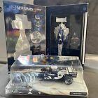 Williams F1 Team BMW FW26 1:24 Scale 27MHz R/C Car And Hot wheels 1:24 Model