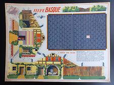Ancienne planche à découper La ferme basque Volumetrix