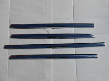 1946 Plymouth Door and Rear Quarter Moulds Strips Trim