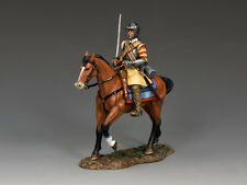 KING AND COUNTRY PNM045 ENGLISH CIVIL WAR - MOUNTED ROUNDHEAD WITH SWORD
