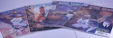KING JAMES #1 + 3 More (DC/2004) COMIC LEBRON JAMES/NBA/JOCK VARIANT, NM ROOKIE