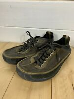 Timberland Smart Comfort Men's Brown Leather Trainers Shoes Size UK 7.5 Eu 42