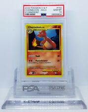 Pokemon STORMFRONT CHARMELEON #102/100 SECRET RARE HOLO PSA 10 GEM MINT #*