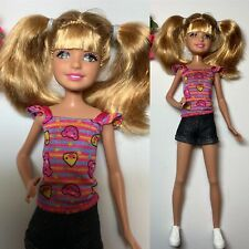 Htf Fun Prizes Barbie Stacie Little Sister Fashion Doll ~