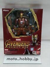 Bandai S.H.Figuarts Iron Man Mk50 Avengers Infinity War Marvel Action Figure