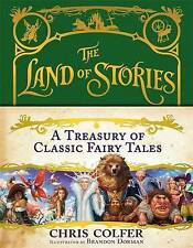 A Treasury of Classic Fairy Tales by Chris Colfer (Hardback, 2016)
