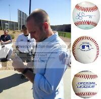 Joe Paterson Arizona Diamondbacks Signed Autograph Baseball Exact Proof Photo