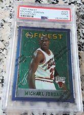 MICHAEL JORDAN 1995 Topps Finest PSA 9 MINT Chicago Bulls HOF 6x Champion MVP $$
