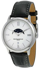 MOA10219 | BRAND NEW BAUME & MERCIER CLASSIMA 10219 MOONPHASE MENS LUXURY WATCH