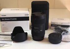 Obiettivi zoom a focus automatico e manuale per fotografia e video 18-35mm