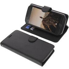 Funda para DOOGEE S30 Book Style PROTECTORA telefóno móvil estilo libro NEGRA