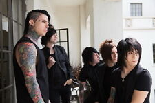 """019 Falling In Reverse - American Rock Band Music Stars 21""""x14"""" Poster"""