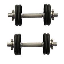 15kg Fitnessstudio Hantel-Sets & Training Gewicht