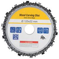 5 Inch Chain Grinder Chain Saws Disc Woodworking Chain Plate Tool 5 Inch Mu E3L3