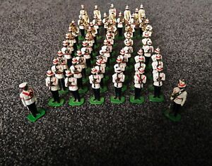 Ducal Traditional Military Figures - 'Original' Bahamas Police Band