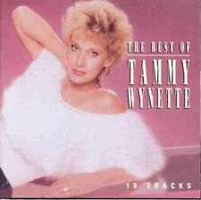Tammy Wynette - Best of Tammy Wynette [New CD]