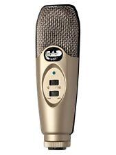 CAD*U37+Stand+Cable*U-37 USB Audio Interface Podcast Youtube Pro Studio Mic NEW
