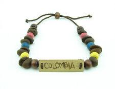 Colombian Coffee Bean Bracelet Handmade Colombia Coffee Beans Real Coffee Aroma