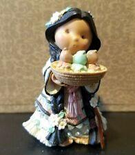 "Enesco Friends of the Feather Figurine ""Little Mother Hen"""
