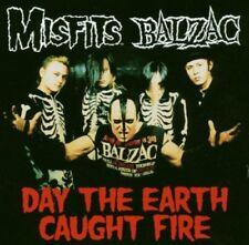 Misfits/Balzac - Day The Earth Caught Fire Nuovo CD