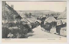 Dorset postcard - Chideock